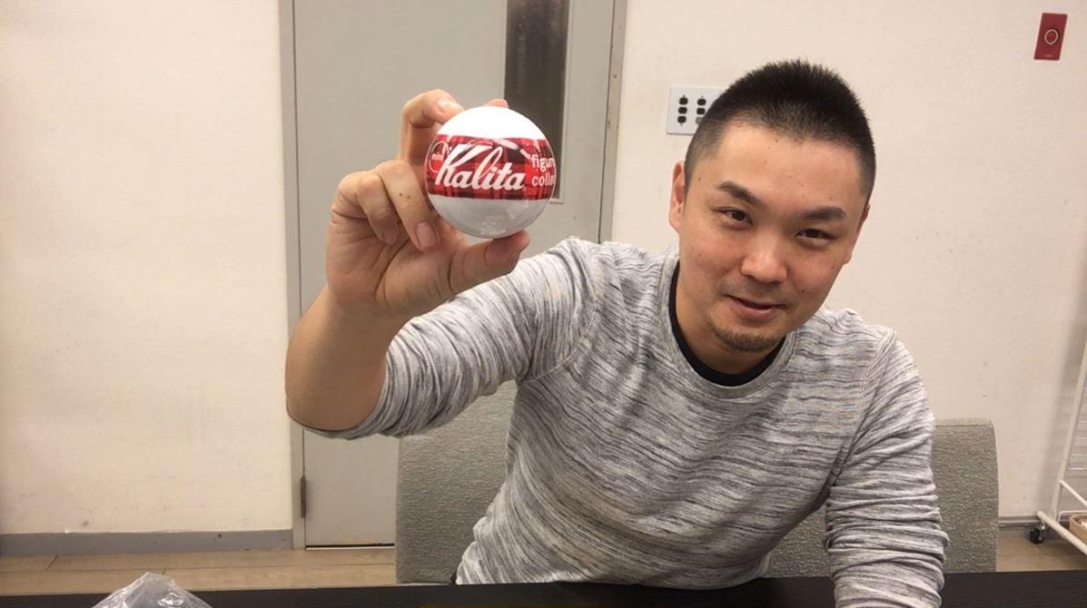ミニ カリタ フィギュアコレクション (mini Kalita figure collection) ガチャガチャ!