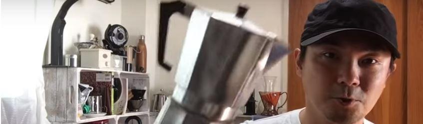 【動画】マキネッタ(直火式エスプレッソマシン)のすすめ!ワンポイント特集!