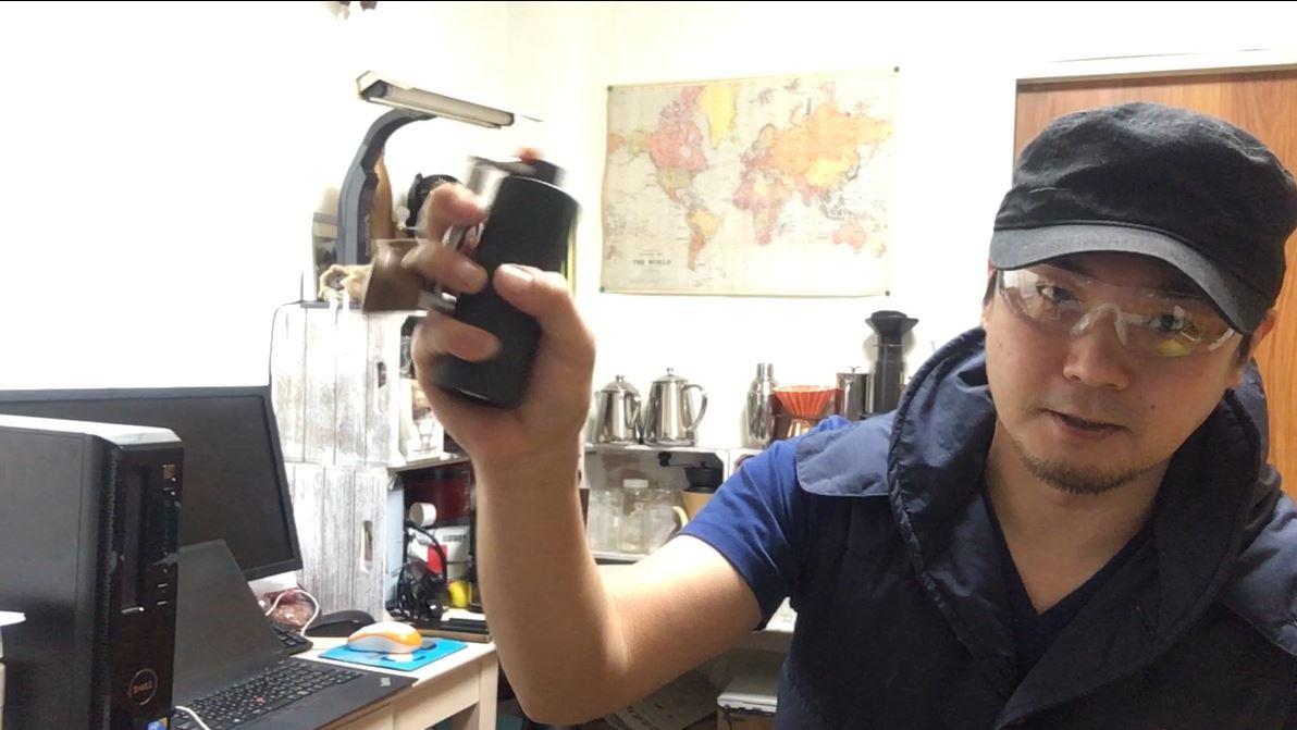 「TIMEMORE コーヒーグラインダー NANO & NANOs」 その2 「簡単清掃」編