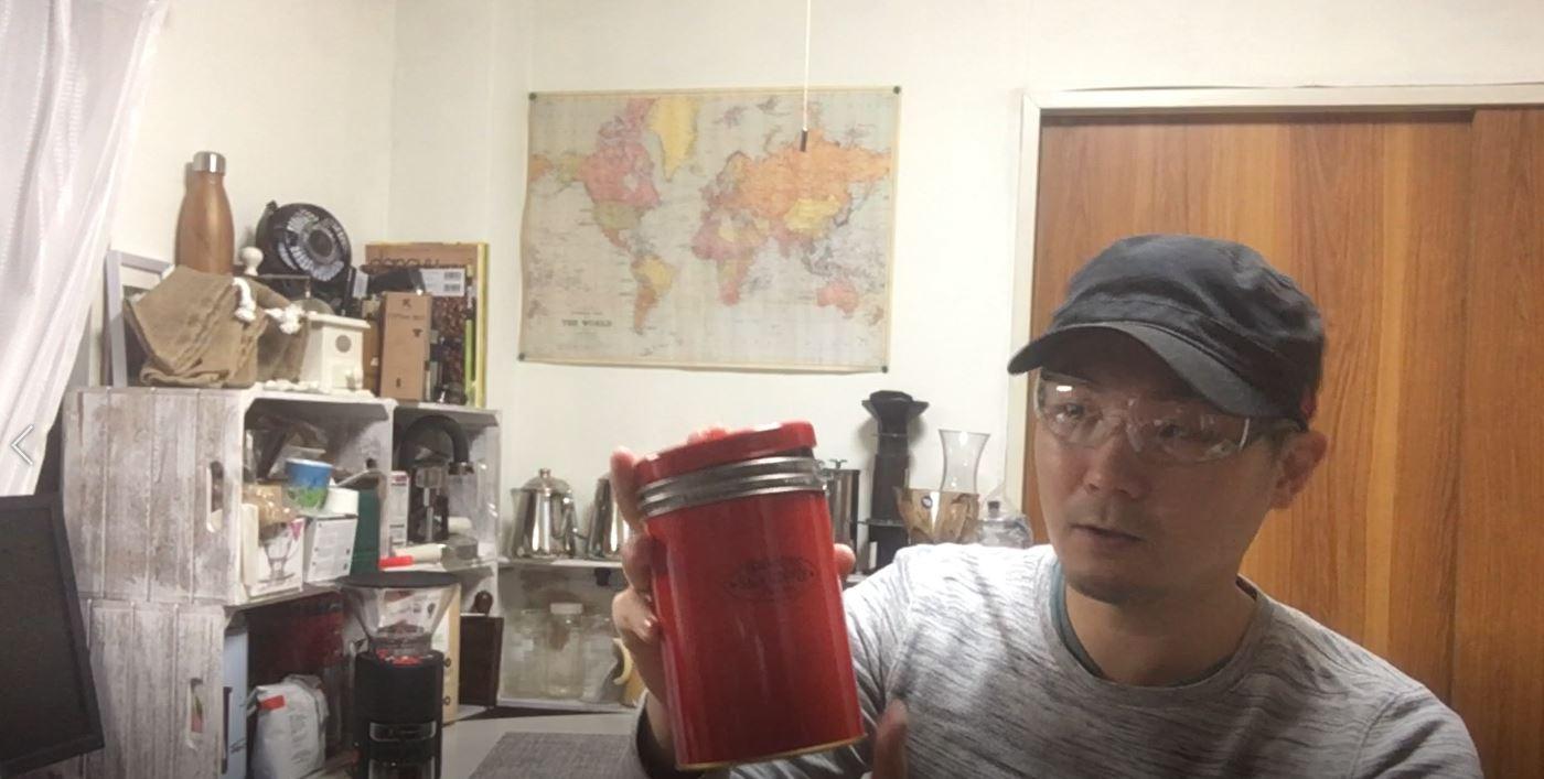 【プロも愛用】サザコーヒー パウダーコントロールストッカー!よりコーヒーをクリアなテイストに!