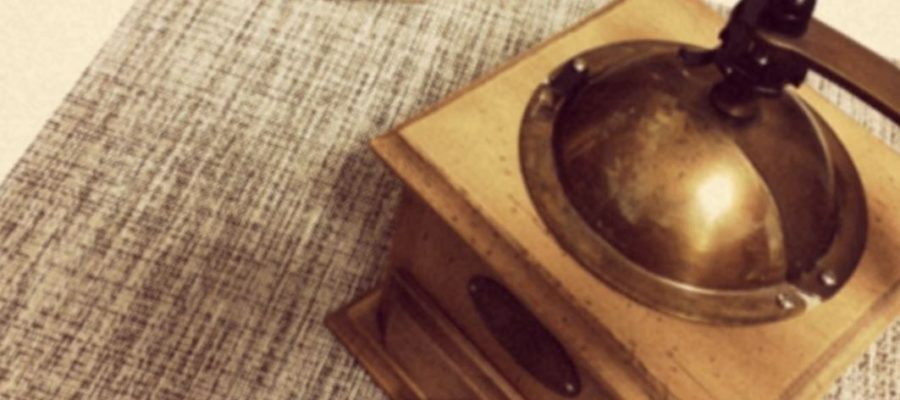 [ASMR] Coffee sounds #1【PEUGEOT ANTiQUE COFFEE MILL】コーヒーサウンド「プジョーアンティーク」