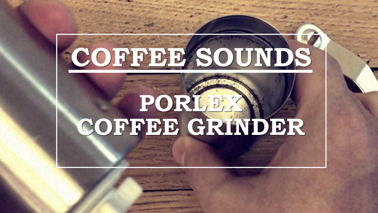 [ASMR] Coffee sounds #4【PORLEX COFFEE GRINDER】コーヒーサウンド「ポーレックス」〔#268〕