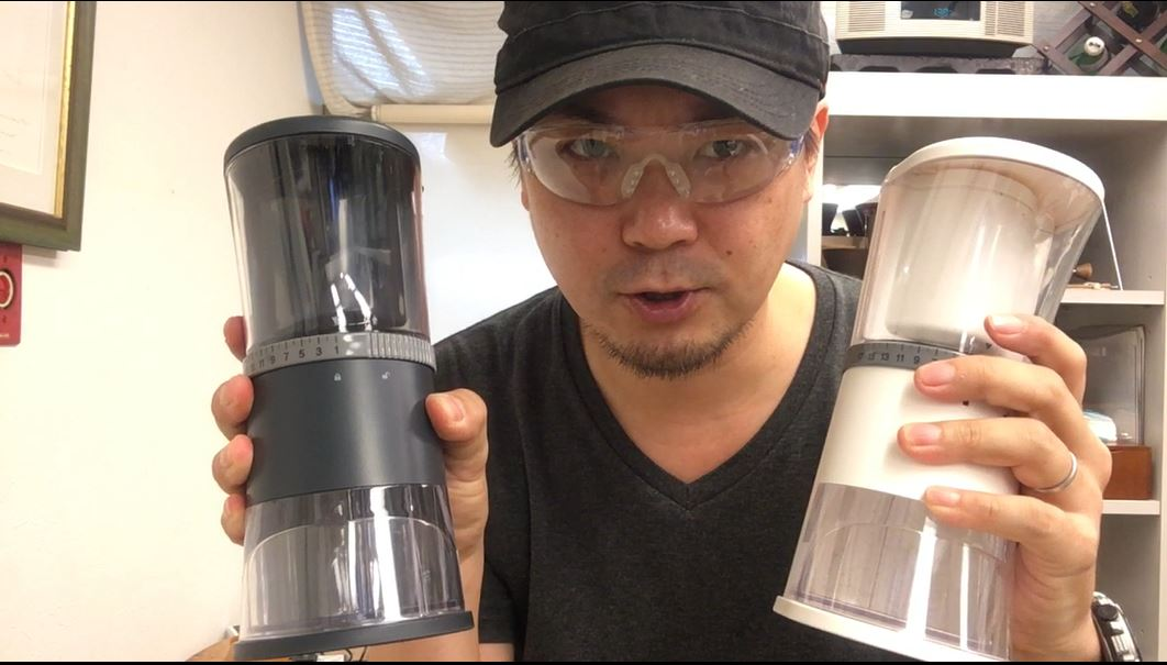 【動画で解説】低速でコーヒーを挽く!Ren togisumasu Coffee Grinder 電動コーヒーグラインダー