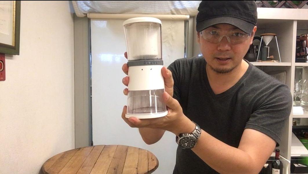 【分解/清掃/組立編】Ren togisumasu Coffee Grinder 電動コーヒーグラインダー
