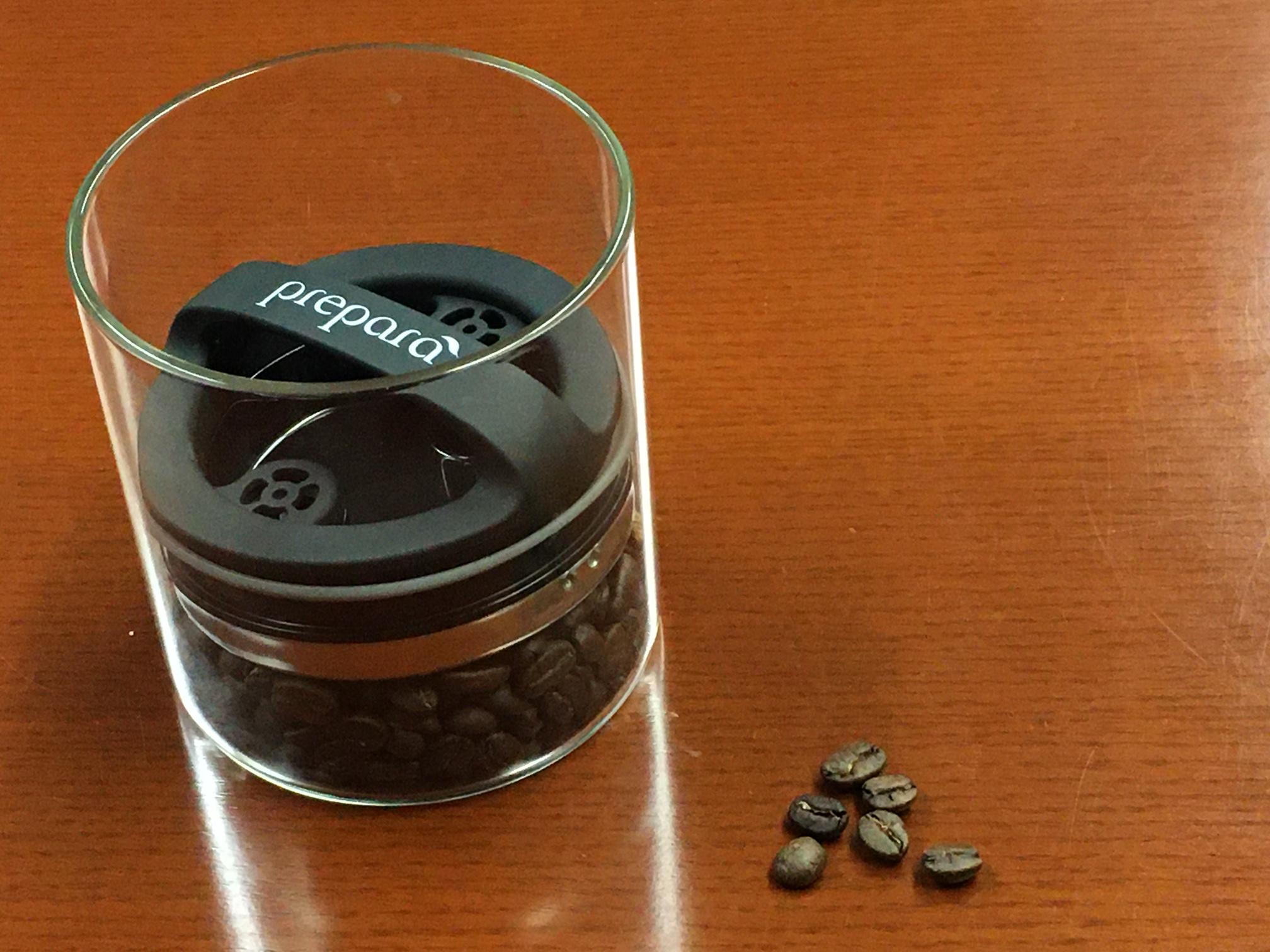 「PREPARA プレパラ EVAK イヴァーク エアタイト フード ストレージ」コーヒーキャニスターとしても大人気!