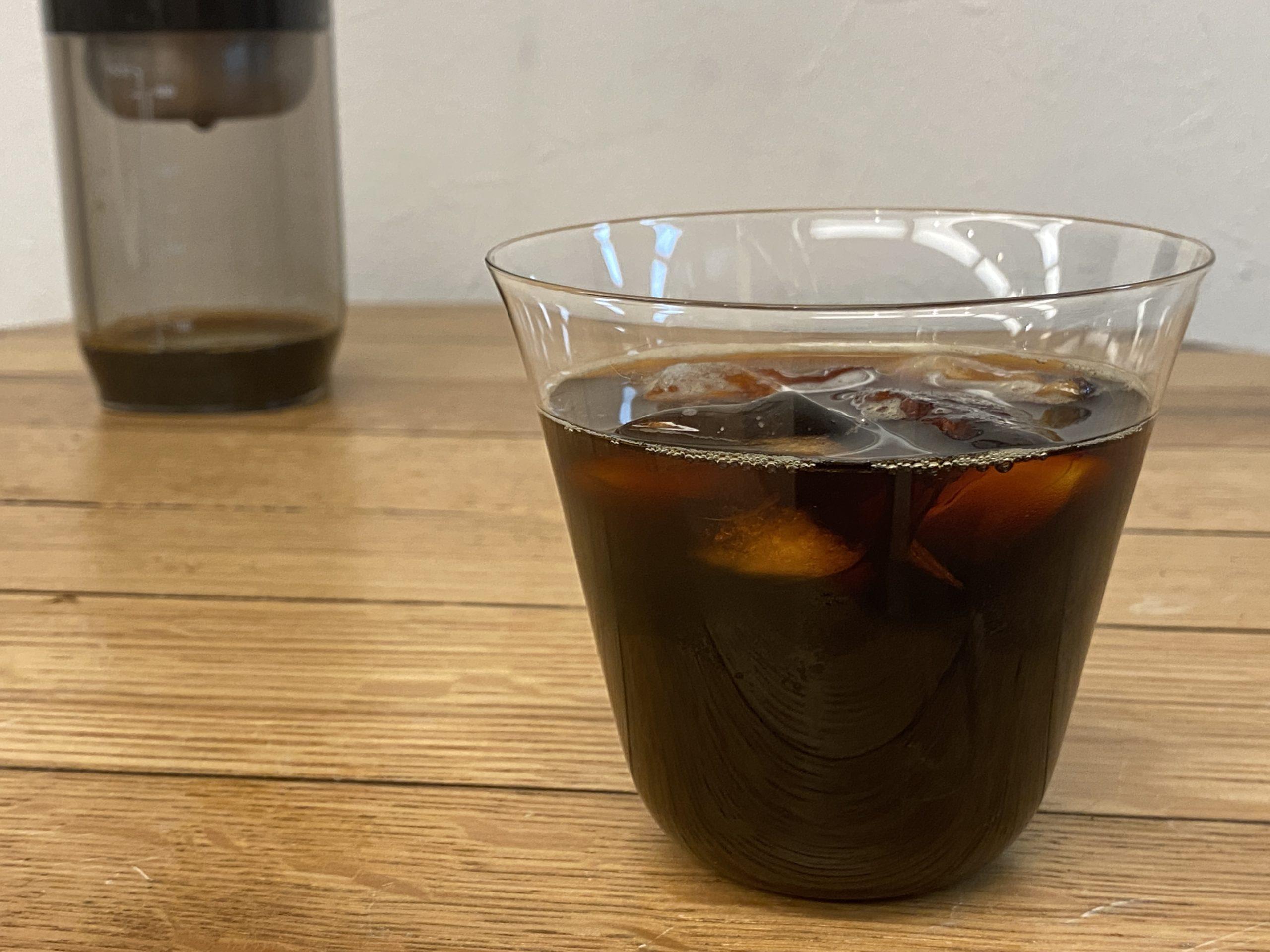 【Wiswell Water Dripper】ウィズウェル ウォータードリッパーで「滴下式水出しコーヒー」(コールドブリュー)